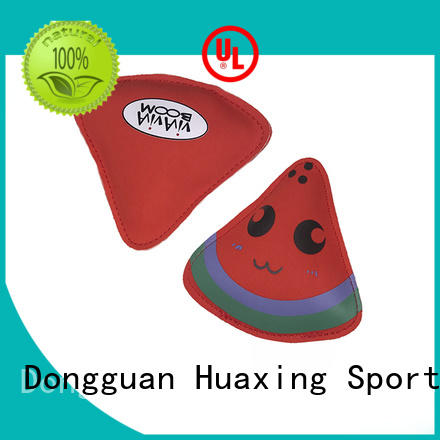 Huaxing newly Neoprene flying toys cloth for beach game