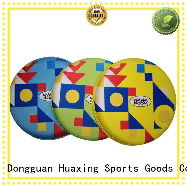 Huaxing good looking best beach paddle ball set from china for sea
