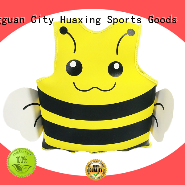 Huaxing high-reputation super soft swim vest producer for swimming