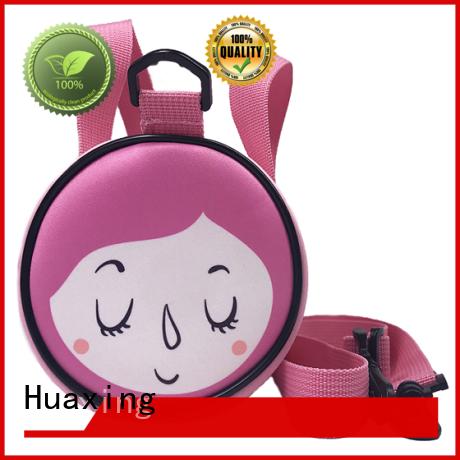 Huaxing zebra neoprene lunch bag supplier for children
