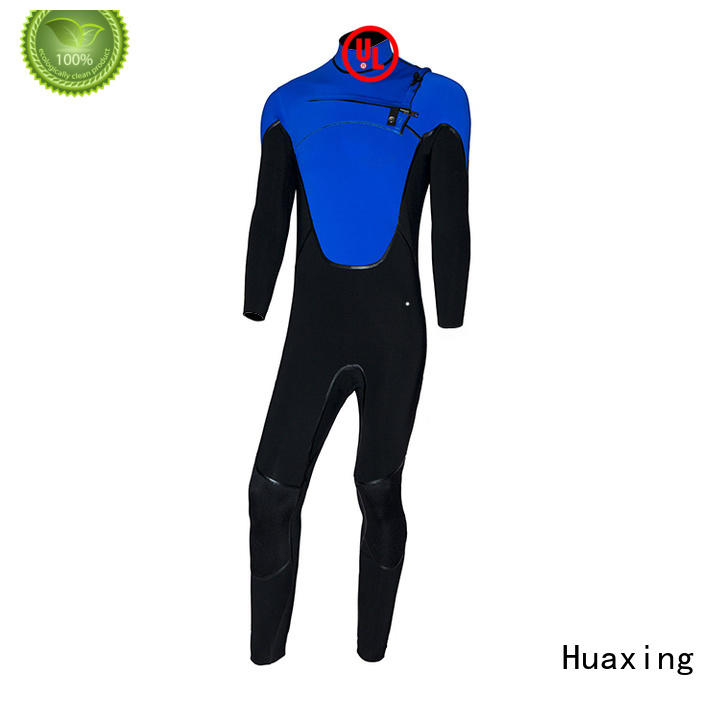 Huaxing sleeve female wetsuit manufacturer for surfing