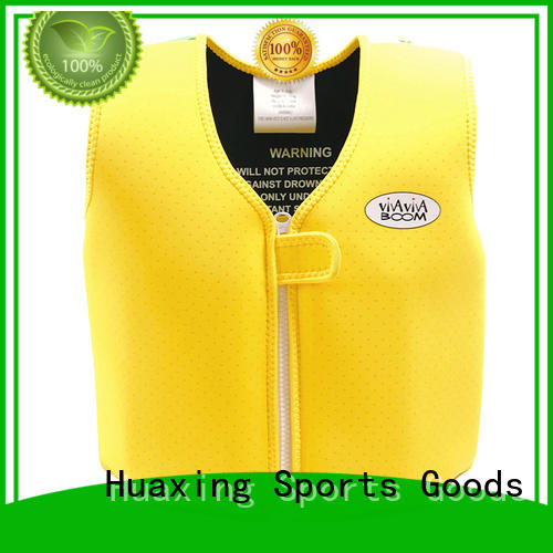 Huaxing vest children's life jackets swimming producer for swimming
