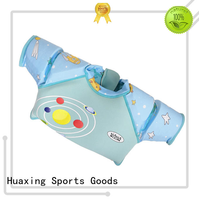 Huaxing baby swimming life vest from manufacturer for swimming
