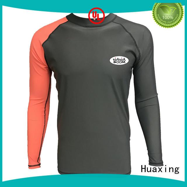 15 Years experience dongguan manufacture rash guard custom logo with long sleeve