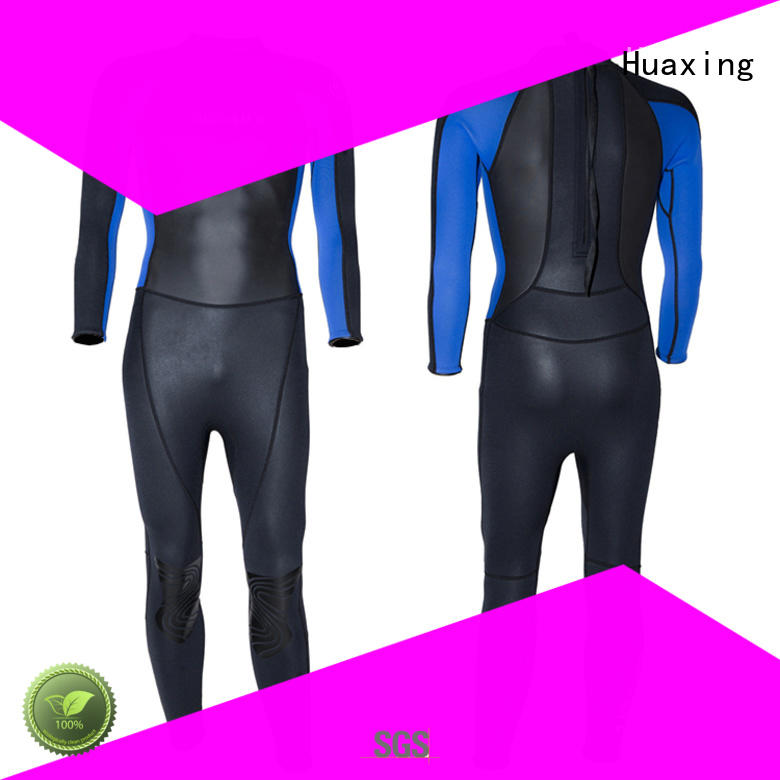Huaxing suit custom wetsuits from china for surfing