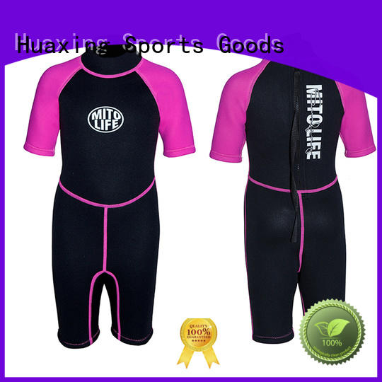 soft cold water wetsuit supplier for lake activities Huaxing