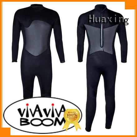 Huaxing full surfing wetsuits supplier for lake activities