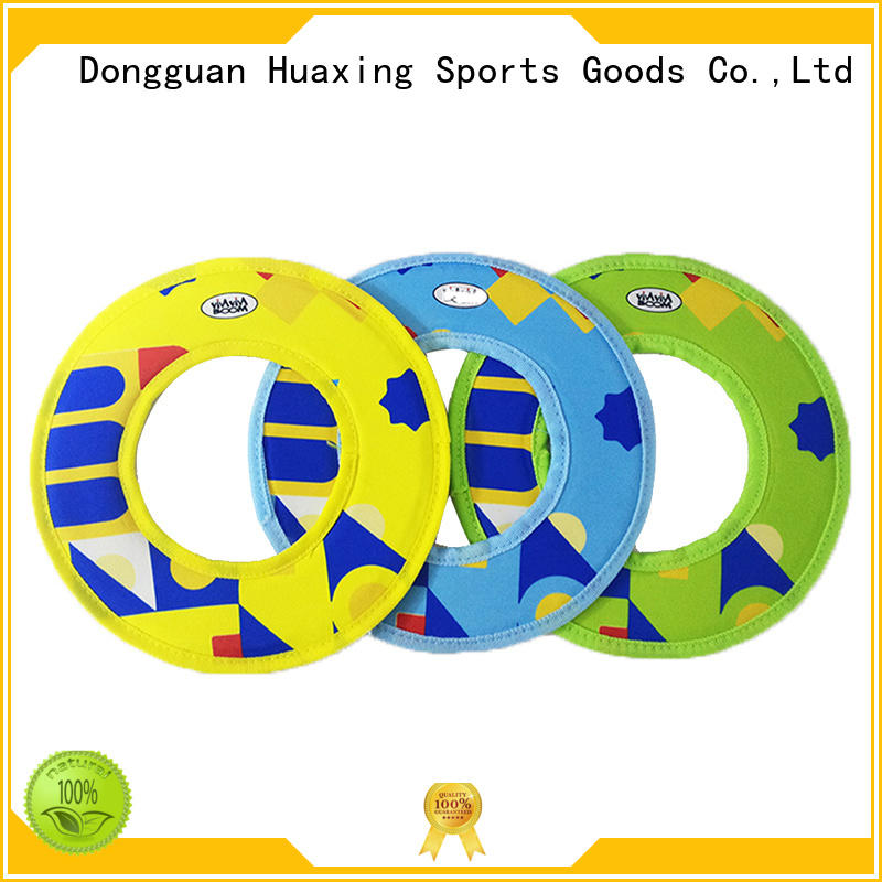 Huaxing good looking beach paddle game wholesale for beach game