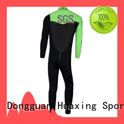 Huaxing superior custom wetsuits bulk production for lake activities