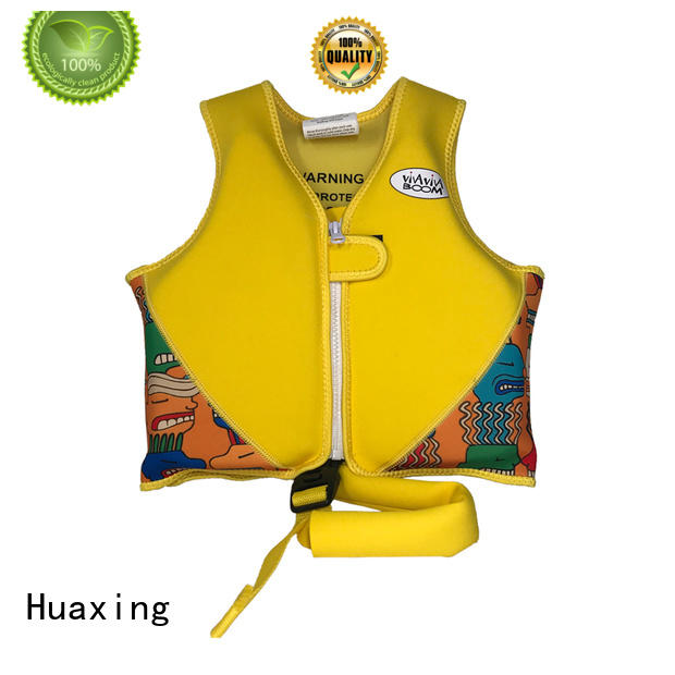 Huaxing best toddler swim vest bulk production for swimming