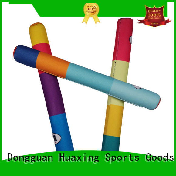 Huaxing kids beach paddle ball wholesale for beach game