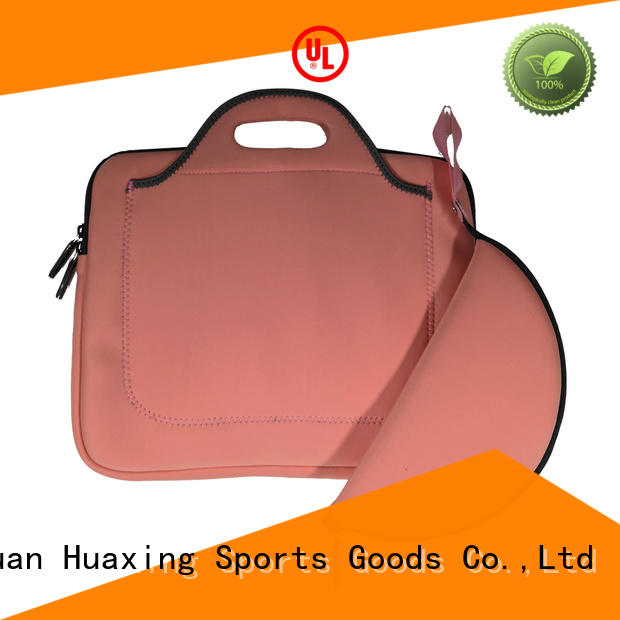 Huaxing widely-used neoprene lunch bag manufacturer for computer