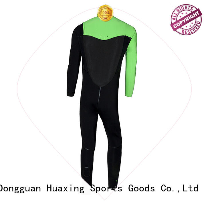 Huaxing super surfing wetsuits in china for paddle sports