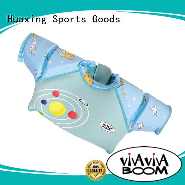 Huaxing high-reputation super soft swim vest bulk production for swimming