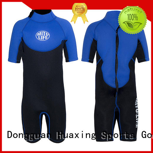 Huaxing mens best wetsuits bulk production for lake activities