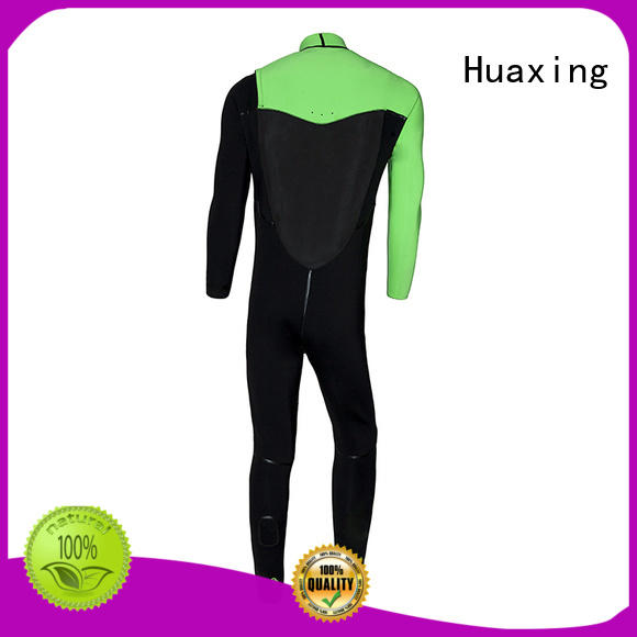 Huaxing female wetsuit from china for diving