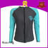 Huaxing high quality rash guard swimsuit dropshipping for water survival training