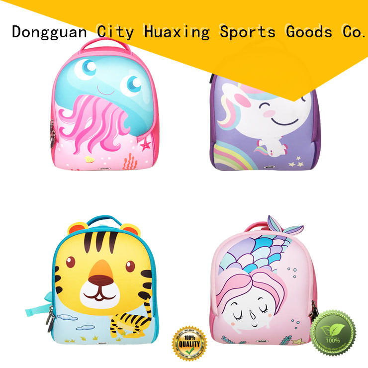 Huaxing pocket wholesale neoprene bags vendor for computer