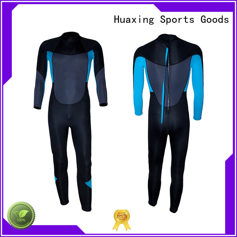 Huaxing waterproof girls wetsuit in china for paddle sports