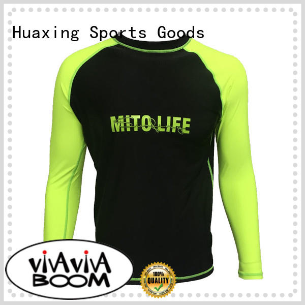 vest rash guard swimsuit in china for freediving Huaxing
