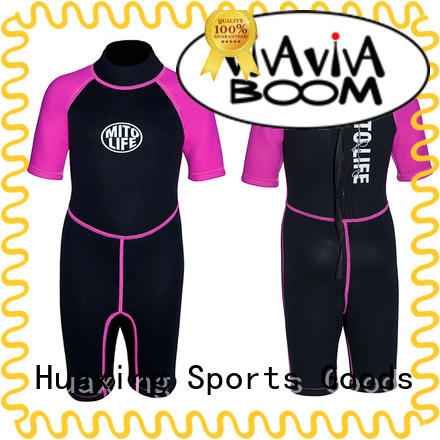 Huaxing 1mm wetsuit surf for paddle sports