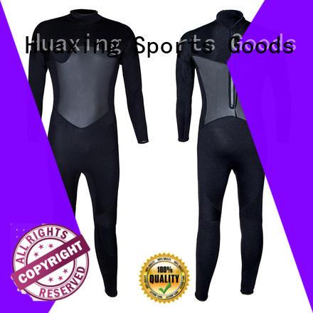 Huaxing waterproof mens wetsuit vendor for lake activities