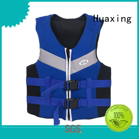 Huaxing toddler youth swim vest producer for swimming