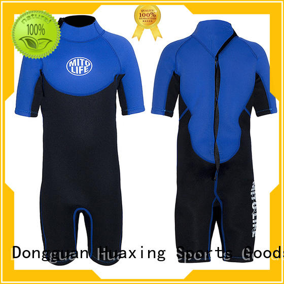 toddler wetsuit full for paddle sports Huaxing