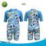 Huaxing long long sleeve rash guard womens factory price for swimming