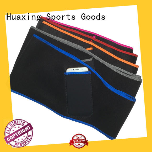 Huaxing durable neoprene knee support supplier for sport
