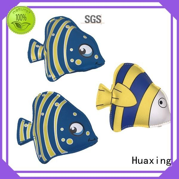 Huaxing good looking beach paddle animal for children