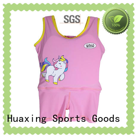 Huaxing resonable price swim vest bulk production for swimming
