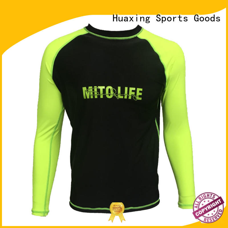 comfortable bjj rash guard personalized for canoe polo