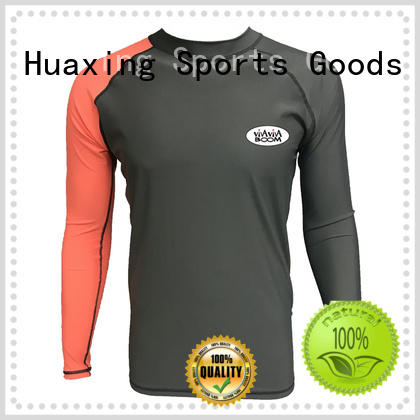 comfortable rash guard swimsuit long for snorkeling