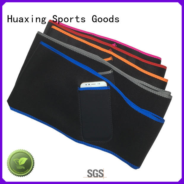 Huaxing high quality neoprene knee brace factory price for bath room