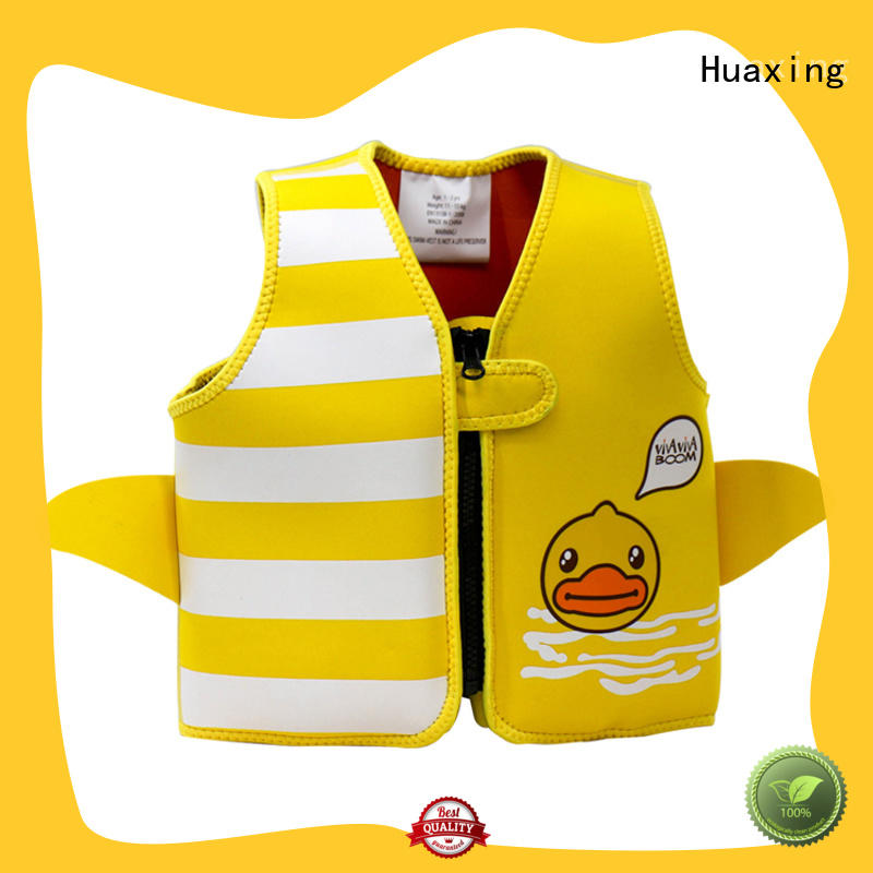 Huaxing kids swimming life jacket grab now for swimming