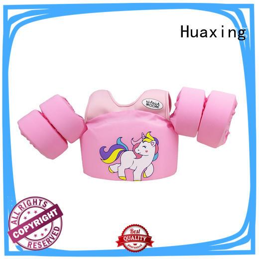 Huaxing swim baby swim vest grab now for swimming