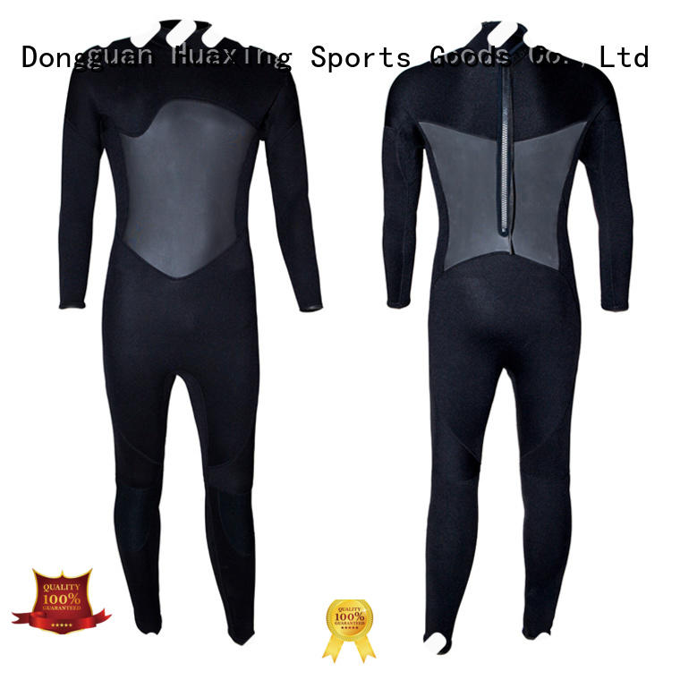 Huaxing fit mens wetsuit vendor for surfing