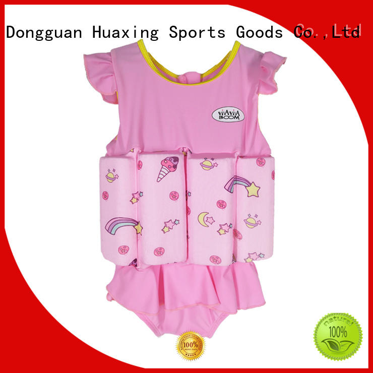 customizable toddler life jacket for pool buoyancy for swimming Huaxing