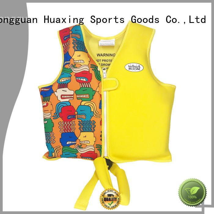 resonable price swim vest flotation producer for swimming