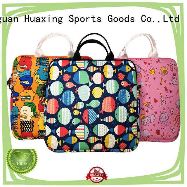 Huaxing insulated neoprene handbag vendor for computer