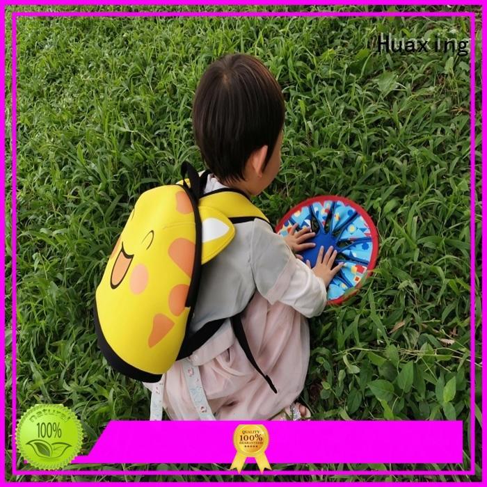 Huaxing popular neoprene ipad case bulk production for children