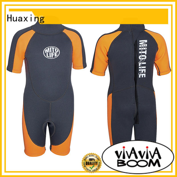 waterproof black wetsuit low vendor for lake activities