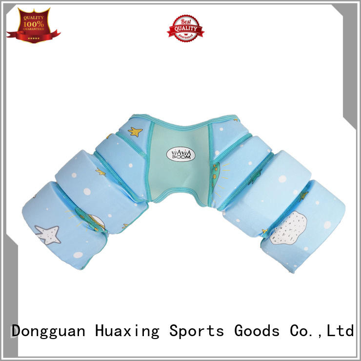 learn swimming life vest for toddlers factory price for swimming Huaxing