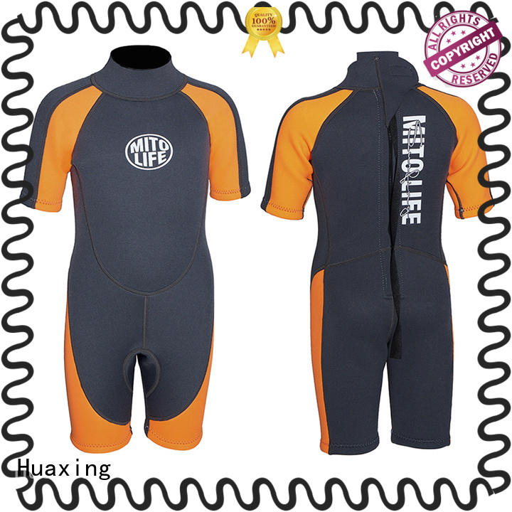 Huaxing superior shorty wetsuit for paddle sports