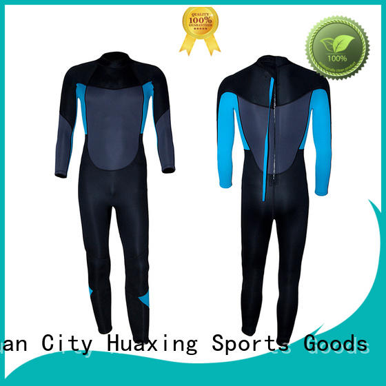 Huaxing fit womens wetsuits supplier for diving