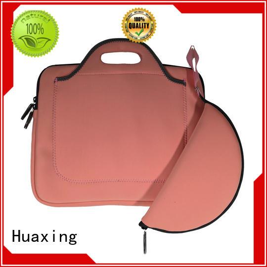 Huaxing tote neoprene laptop bag manufacturer for children