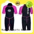 Huaxing waterproof female wetsuit owner for surfing