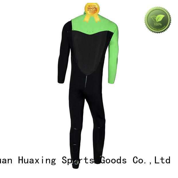 Huaxing swimwear wetsuit for diving