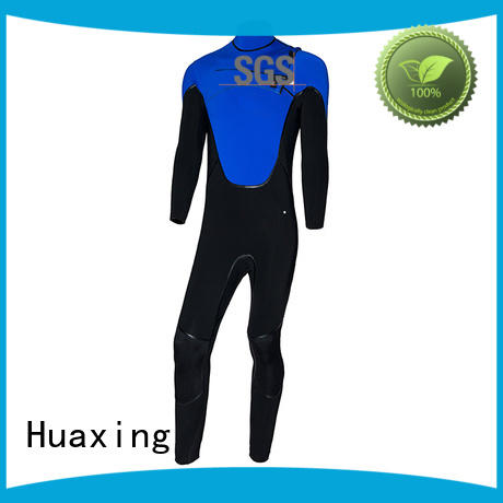 Huaxing fit kids wetsuits in china for diving